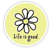 Life Is Good stickers featuring millions of original designs created by independent artists. Decorate your laptops, water bottles, notebooks and windows. Stickers Cool, Red Bubble Stickers, Tumblr Stickers, Phone Stickers, Printable Stickers, Jeep Stickers, Preppy Stickers, Brand Stickers, Mirror Stickers