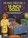 "Free Copy of ""Home Decor For 18"" Dolls"" Pattern Book - (in English) Entire book of patterns for furniture and clothes. Includes backpack and robe among many other things."