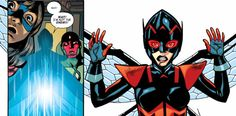 The all new Wasp identity revealed?