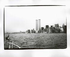 Andy Warhol, World Trade Center #NYC #warholatchristies