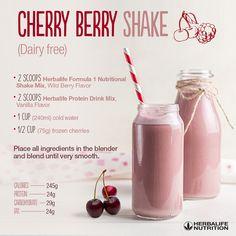 Cherry Berry Shake