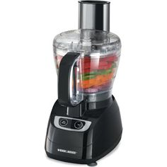Lauren - Black & Decker 8-Cup Food Processor