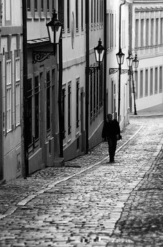 ...lonely street