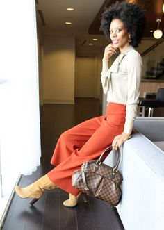 Fab Four Fashion: Business Casual #fabfourfashion #tallwomensclothing