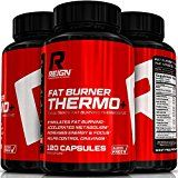 Fat Burner Thermo+ - Powerful Thermogenic for Weight Loss & Energy for Men and Women - Includes Acetly L-Carnitine, Green Coffee, Garcinia & Yohimbine to Increase Metabolism - 120 Vegetable Capsules - http://www.painlessdiet.com/fat-burner-thermo-powerful-thermogenic-for-weight-loss-energy-for-men-and-women-includes-acetly-l-carnitine-green-coffee-garcinia-yohimbine-to-increase-metabolism-120-vegetable-ca/