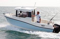 555 Pilothouse | Quicksilver лодки