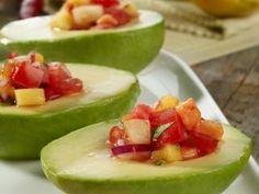 Avocado & Tropical Fruit Ceviche