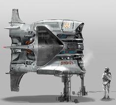 Designers Party : Futuristic concept trucks vehicles cars : Sean yoo