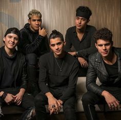 my favorite artists are CNCO, I love they music❤️ Cnco Band, Boy Bands, Latin Artists, Music Artists, Spanish Artists, Latin Music, Music Songs, Cnco Richard, Five Guys