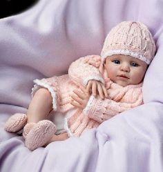 ASHTON DRAKE SWEET MIRACLE OF LIFE ABBY ROSE BABY DOLL