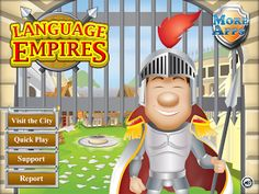 The Next Chapter in my Speech World: Language Empires by Smarty Ears- a Receptive Language App Speech Therapy Activities, Speech Language Pathology, Language Activities, Speech And Language, Student Rewards, Learning Apps, Learning Tools, Preschool Learning, Receptive Language