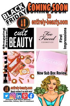 With Entirely Beauty... Beauty News, Beauty Review, My Beauty, See You Again Soon, Faces Cosmetics, Over The Moon, Get To Know Me, News Blog, Makeup Yourself