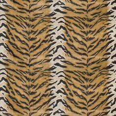 Bengal Tiger Velvet (Ralph Lauren Home)