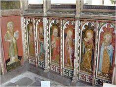 Norfolk's medieval churches | more tea please
