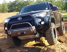 Toyota 4runner Trd, Toyota 4x4, Toyota Trucks, Toyota Tacoma, Best Off Road Vehicles, 4runner Accessories, Toyota Girl, Off Road Camping, Metal Fab