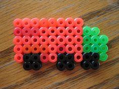 Perler Bead Truck by Kid's Birthday Parties, via Flickr