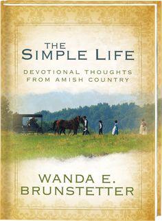 The Simple Life... Wanda Brunstetter