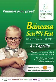 School Fest Special Events, School, Shopping, Alternative