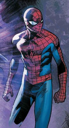 Spider-Man by Olivier Coipel