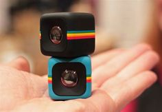 Coisas de Karol com K: A mini câmera C3