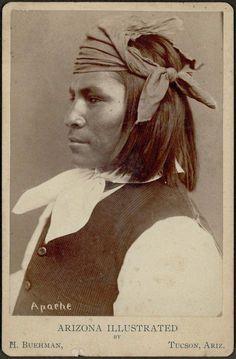 Apache man - 1885