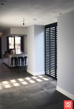 Aluminium Shutters - Fractions - home inspirations - Interior Desing, Interior Design Inspiration, Interior Styling, Room Decor Bedroom, Interior Design Living Room, Casa Milano, Interior Windows, Home Fashion, Home And Living