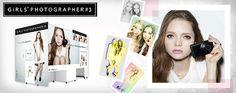プリントシール機『GIRLS'PHOTOGRAPHER 3』イメージ