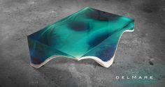 The Design Of Delmare Table Will Mesmerize You | Bored Panda