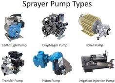 Sprayer Pump Guide: Understanding Types, Costs, and Specifications Crop Protection, Diaphragm Pump, Centrifugal Pump, Gear Drive, Pump Types, 316 Stainless Steel, Pumping, Pulley, Irrigation