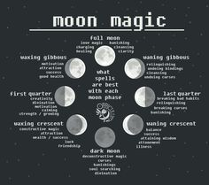 Shared by Find images and videos about moon, magic and wicca on We Heart It - the app to get lost in what you love. Wiccan Spells, Magick, Curse Spells, Wiccan Rituals, Wiccan Magic, Tarot, Waxing Gibbous, Baby Witch, Moon Magic