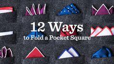 pochette uomo pocket squares ~ Ties ~ pocket squares how to fold Gold Pocket Square, Pocket Square Rules, Pocket Square Size, Men's Pocket Squares, Pliage Pochette Costume, Handkerchief Folding, Suit Pocket Handkerchief, Tie A Necktie, Man Style