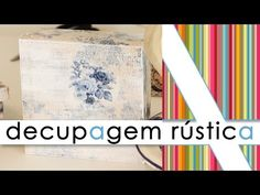 """PINTURA EFEITO JEANS / BETUME COLORS / DIY"" - YouTube"