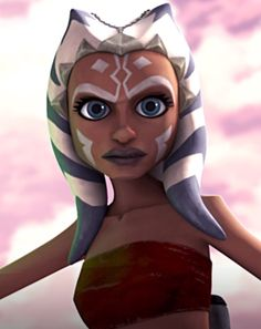 Ahsoka battling on Teth Star Wars Padme, Leia Star Wars, Asoka Tano, Galactic Republic, Inspirational Movies, Battle Droid, Star Wars Celebration, Clone Wars, Just For You
