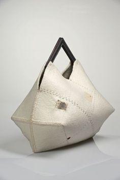 bag, felt - agostina zwilling