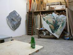 New work by Ron van der Ende, Rotterdam - atelier visit
