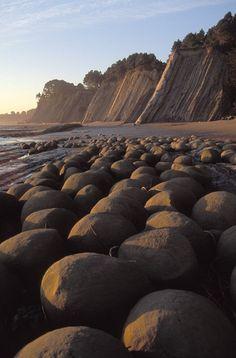 Bowling Ball Beach, Mendocino Coast, Northern Calofornia