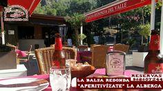 """HOY SÁBADO """" APERITIVÍZATE"""" EN LA BALSA REDONDA DEL VALLE, TENEMOS SOL y un día estupendo para disfrutar de un buen aperitivo o comida en el pulmón de Murcia, desconecta, ¡ te esperamos ! reservas 968607244"""