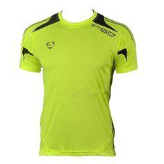 c6bdebae8 West Biking Men s Short Sleeve Running Fitness Tops Confortable Sport Shirt   Amazon.co.