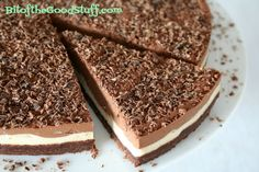 "Raw Chocolate and Lime Cashew ""Cheese"" Cake"
