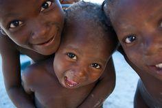 Happy Haitian Kiddos
