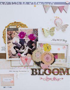 Paper & Print: Bloom
