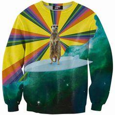 Meerkat sweater