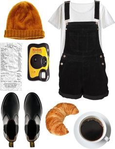 """Un-inspired"" by clarewigney ❤ liked on Polyvore - ugh this is so steve zissou it hurts yum"