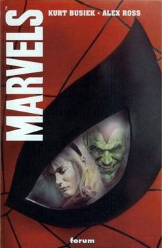 MARVELS (PLANETA-DEAGOSTINI, 1999)