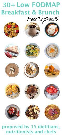 More than 30 Low FODMAP Breakfast & Brunch Recipes