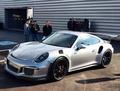 The other #991 today #Porsche #gt3rs
