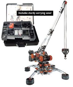 1 Star Reviews of Erector Set - Special Edition Set by Schylling