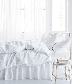 white on white on white!