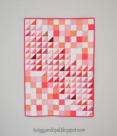 Twiggy and Opal: Quilting :: 2017