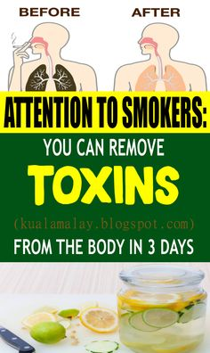 To have the option to dispose of the different poisons in the body, particularly those that are in the lungs is an incredible move. It will enable you to look and furthermore feel vastly improved and smokers will examine these rules. This is hot you can expel poisons from your body in 3 days.